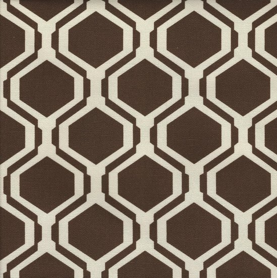 Picture of Fontana Hickory upholstery fabric.