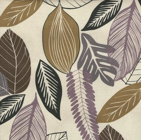 Picture of Foliage Thistle upholstery fabric.