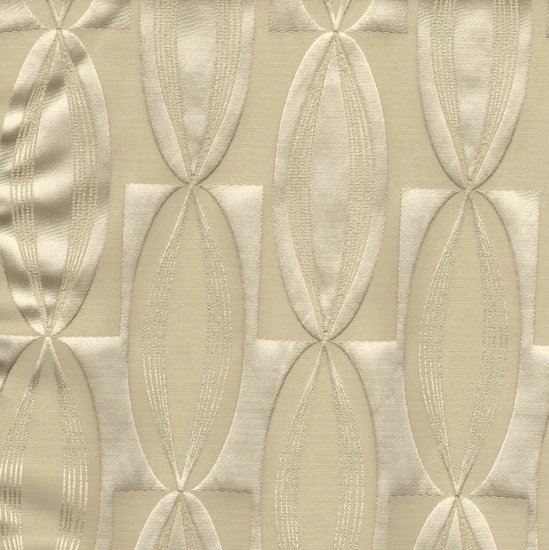 Picture of Majestic Vibe Alabaster upholstery fabric.