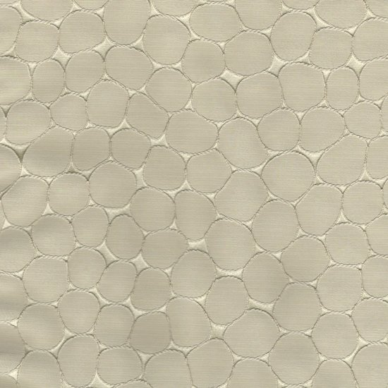 Picture of Majestic Stone Vanilla upholstery fabric.