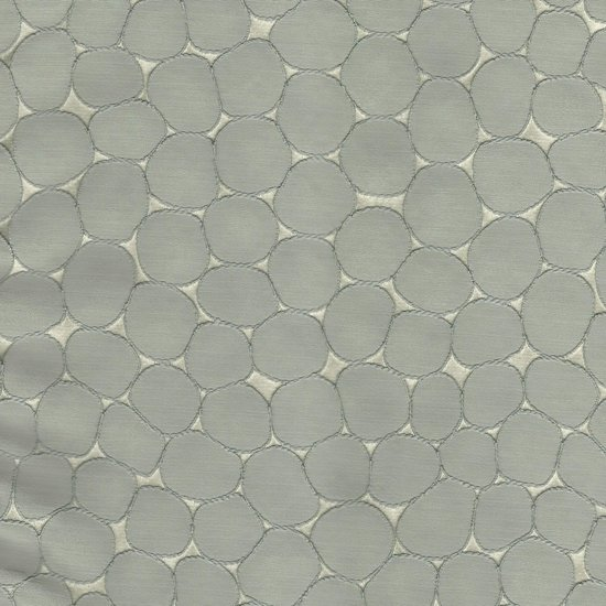 Picture of Majestic Stone Silver upholstery fabric.