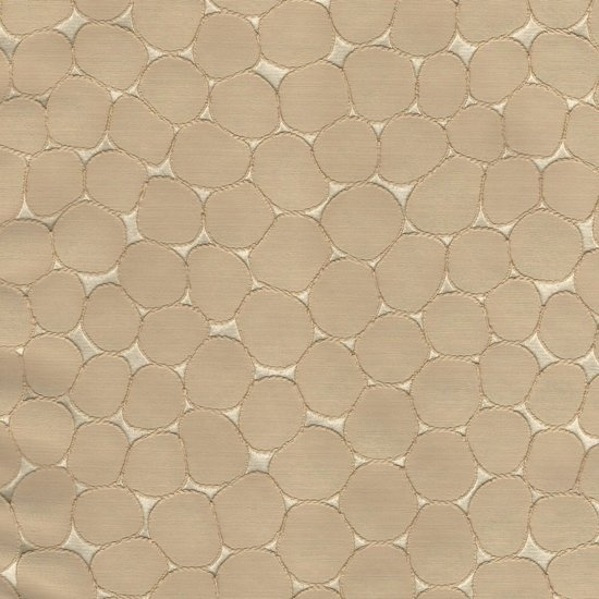 Picture of Majestic Stone Champagne upholstery fabric.
