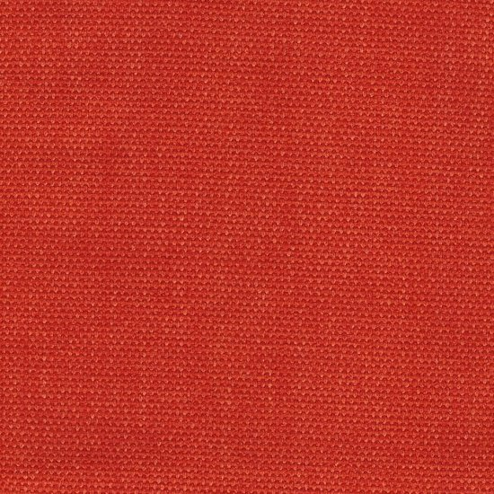 Picture of Key Largo Tangerine upholstery fabric.