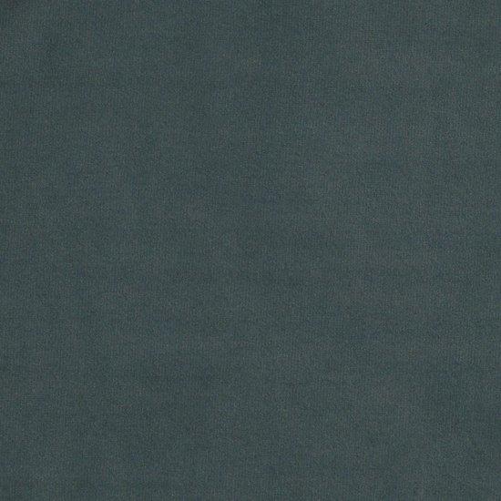 Picture of Star Velvet Steel upholstery fabric.