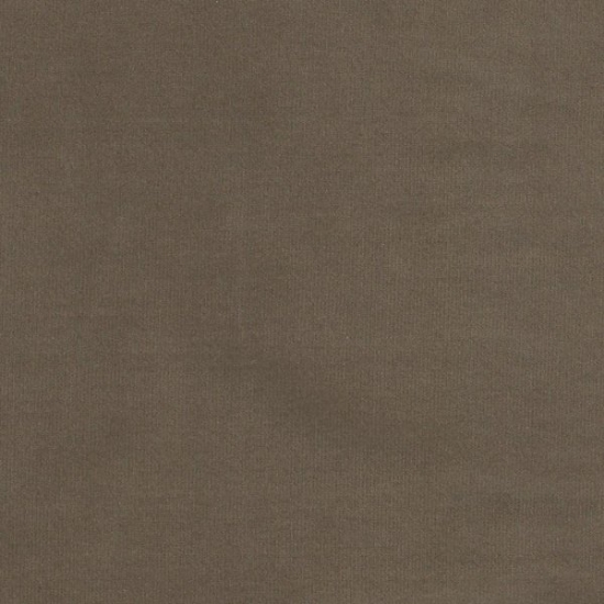 Picture of Star Velvet Khaki upholstery fabric.