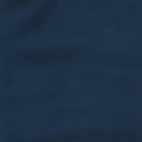 Picture of Star Velvet Indigo upholstery fabric.