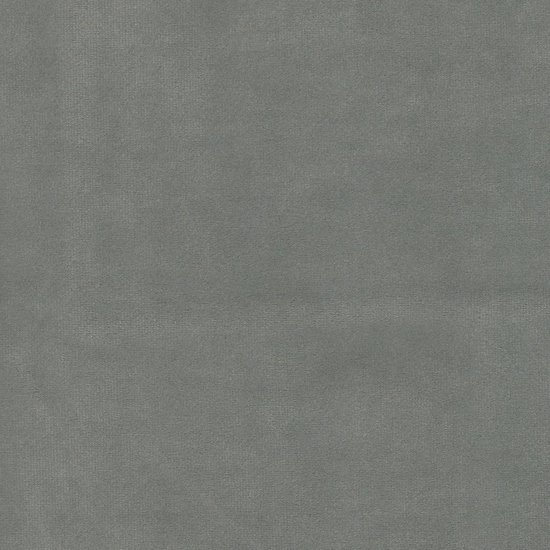 Picture of Star Velvet Gray upholstery fabric.