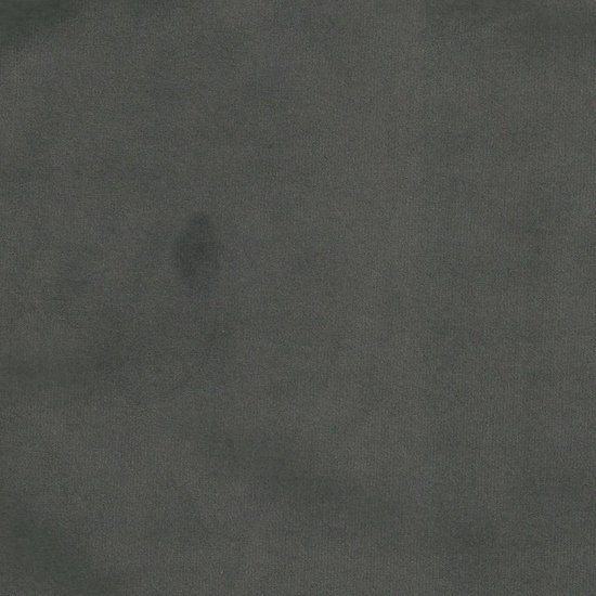 Picture of Star Velvet Charcoal upholstery fabric.