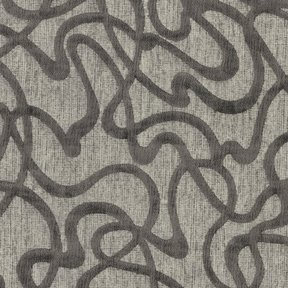 Picture of Signature Charcoal upholstery fabric.