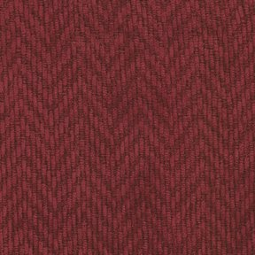 Picture of Beverly Crimson upholstery fabric.