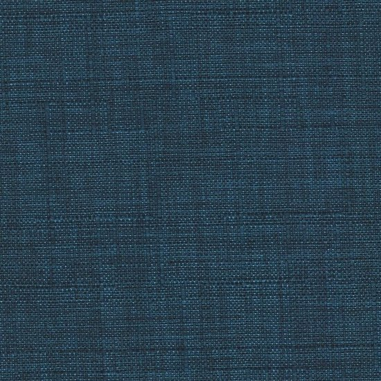 Picture of Bennett Indigo upholstery fabric.