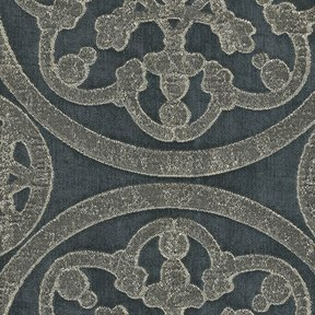 Picture of Mulberry Slate upholstery fabric.