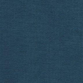 Picture of Hugo Indigo upholstery fabric.