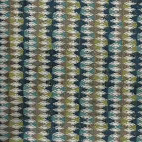 Picture of Diamond Star Blue upholstery fabric.