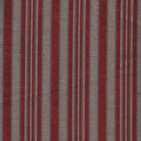Picture of Ellis Wine upholstery fabric.