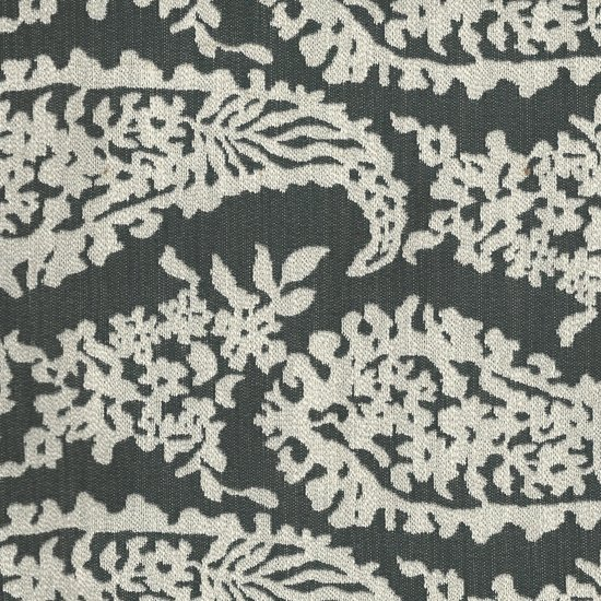 Picture of Goffrey Charcoal upholstery fabric.