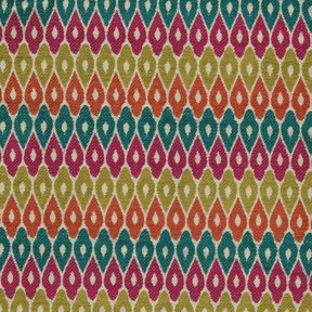 Picture of Janneti Candy upholstery fabric.