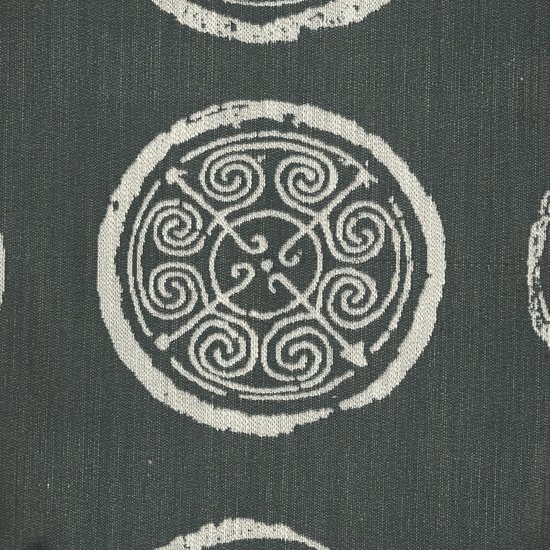 Picture of Jorah Charcoal upholstery fabric.