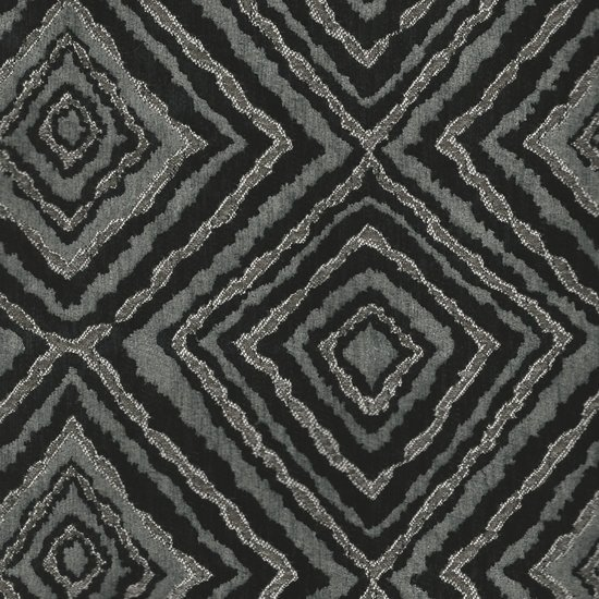 Picture of Marquee Slate upholstery fabric.