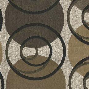 Picture of Nibiru Cream upholstery fabric.