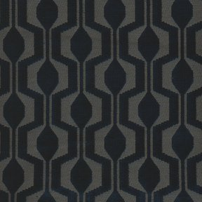 Picture of Polaris Navy upholstery fabric.