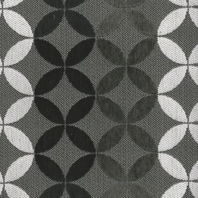 Picture of Savoy Charcoal upholstery fabric.
