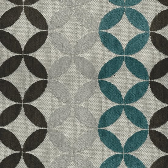 Picture of Savoy Seabreeze upholstery fabric.