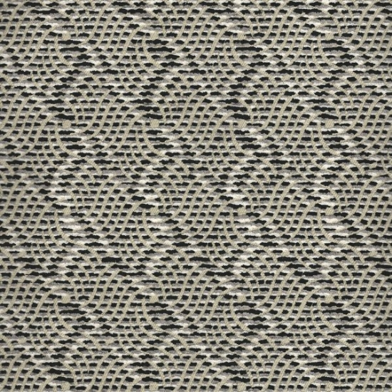 Picture of Sonar Charcoal upholstery fabric.