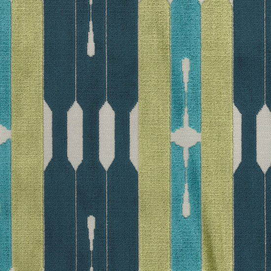 Picture of Ross Navy upholstery fabric.