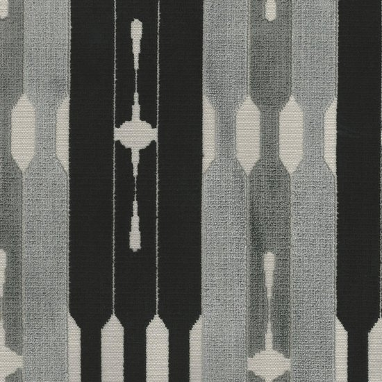 Picture of Ross Onyx upholstery fabric.