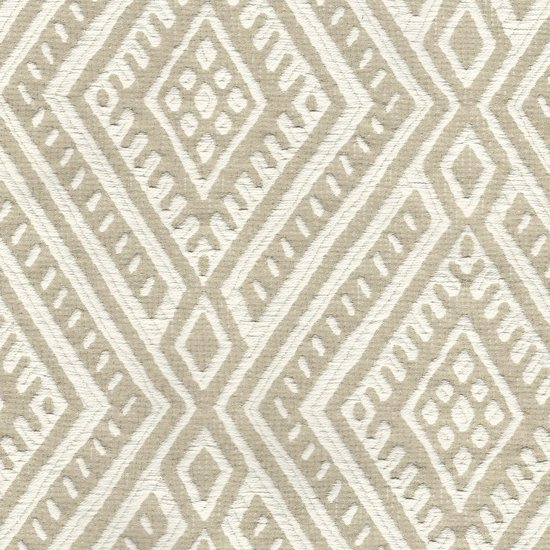 Picture of Alpa Cream upholstery fabric.