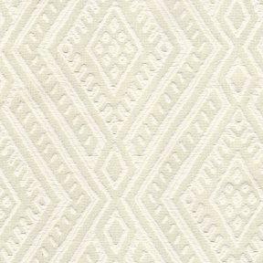 Picture of Alpa Ivory upholstery fabric.