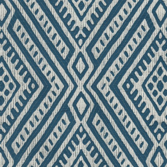 Picture of Alpa Marine upholstery fabric.