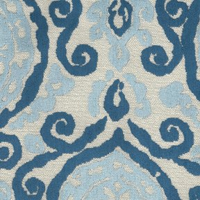 Picture of Lanikai Ink upholstery fabric.