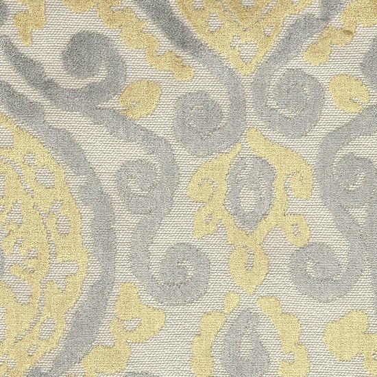 Picture of Lanikai Maize upholstery fabric.