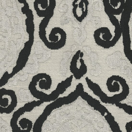 Picture of Lanikai Onyx upholstery fabric.