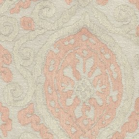 Picture of Lanikai Persimmon upholstery fabric.